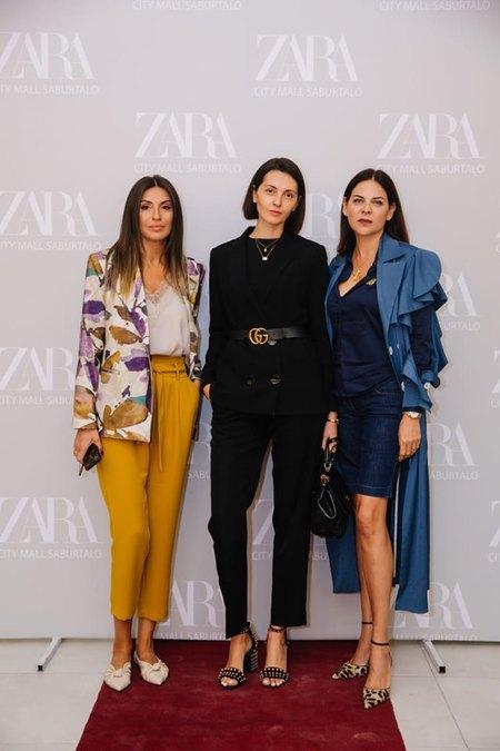 თბილისში ZARA-ს ახალი მაღაზია გაიხსნა